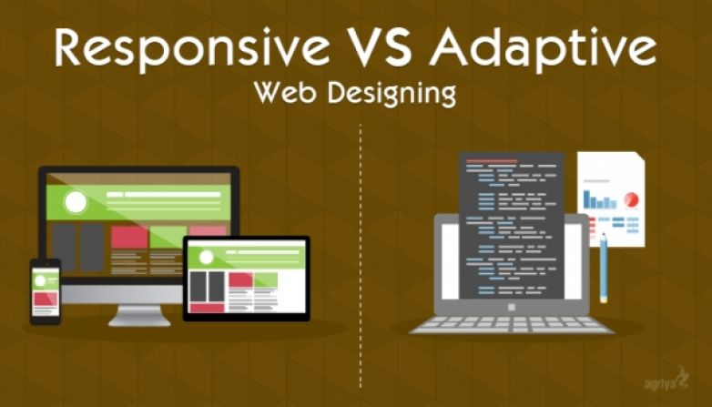 Site web Responsive VS Adaptatif : Que choisir ?