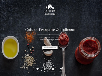 La Socca - Cuisine Française & Italienne